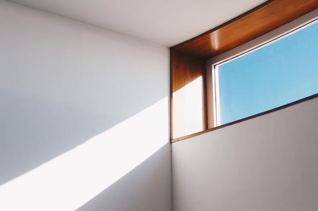 direct sunlight shining through a glass window