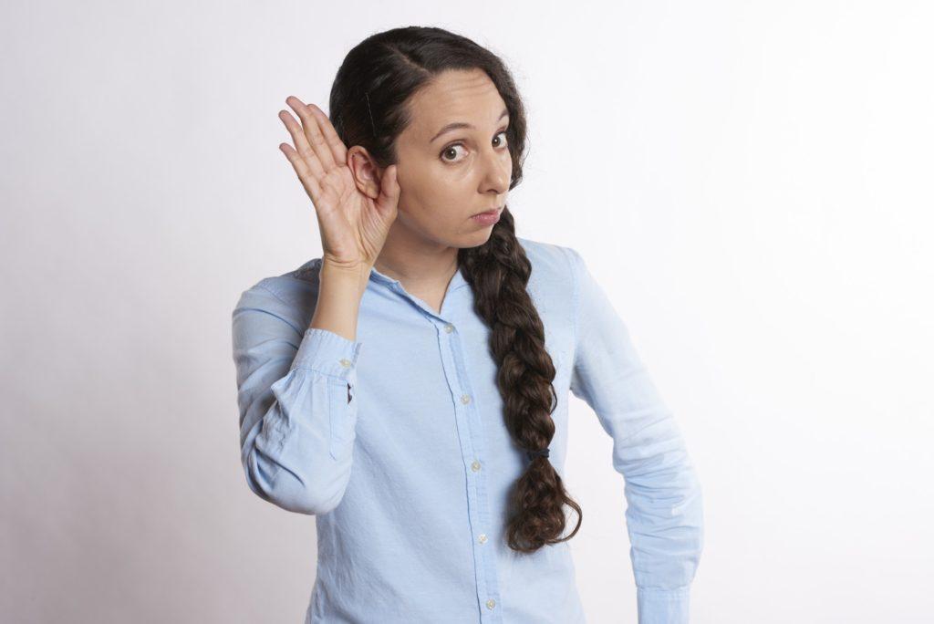 own a hearing aid